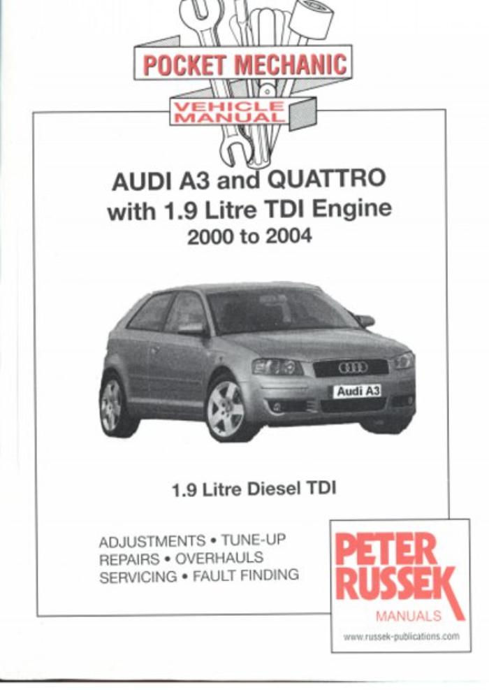 Audi Owners Manual  PDF Car Owners Manuals