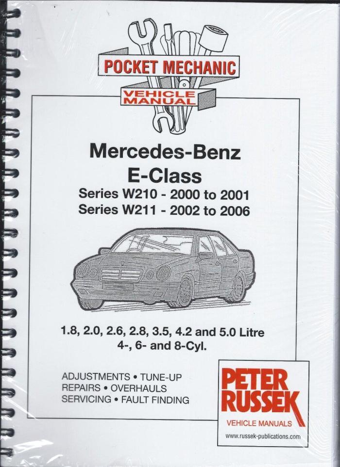 Workshop Manual Mercedes