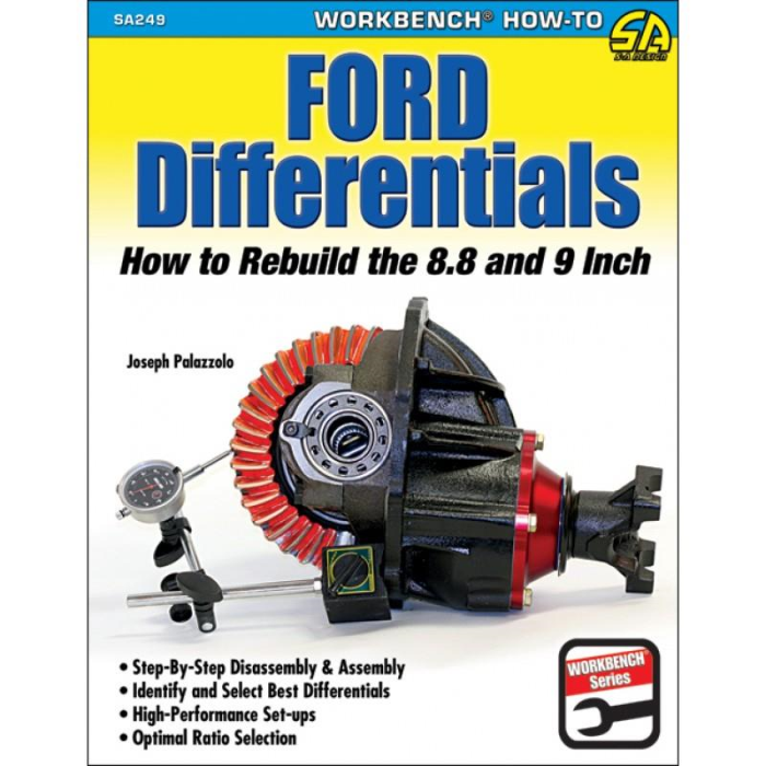 Ford Differentials Manual How to Rebuild the 88 amp 9 Inch Currie Moser Strange - UK, United Kingdom - Ford Differentials Manual How to Rebuild the 88 amp 9 Inch Currie Moser Strange - UK, United Kingdom