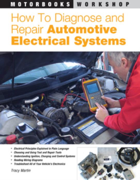 Diagnose Repair Auto Electrical Car Wiring Manual Diagrams Efi Troubleshooting
