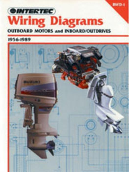 Wiring Diagrams Outboard Motors And Inboard  Outdrives 1956