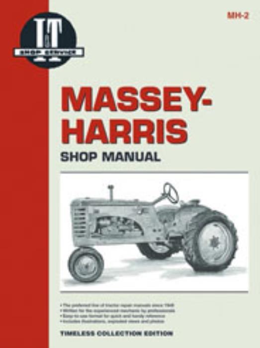 Heavy Equipment Parts & Accessories MASSEY HARRIS 22 55 82 102 202 ...