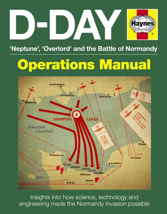 Haynes-D-Day-Operations-Manual-Science-amp-Technology-Insights-Normandy-Invasion