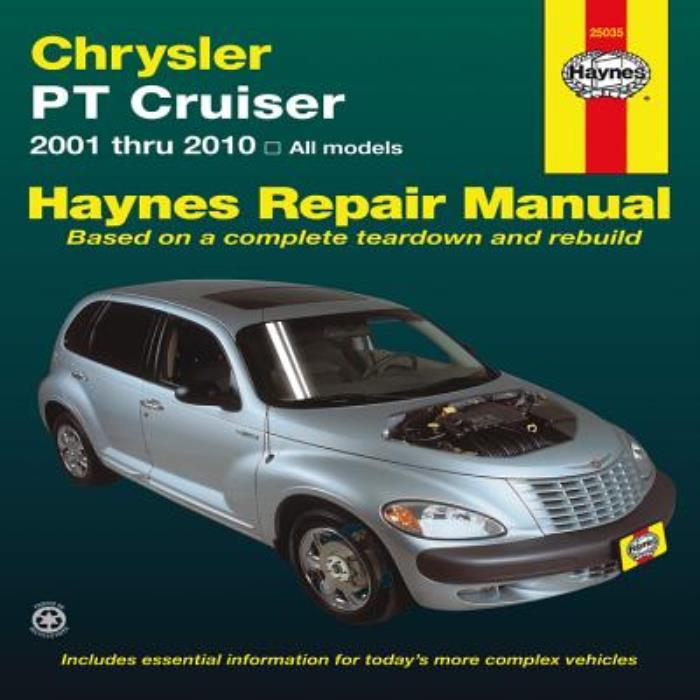2001 chrysler pt cruiser wiring diagram haynes workshop manual chrysler pt cruiser all models 2001 2010  workshop manual chrysler pt cruiser