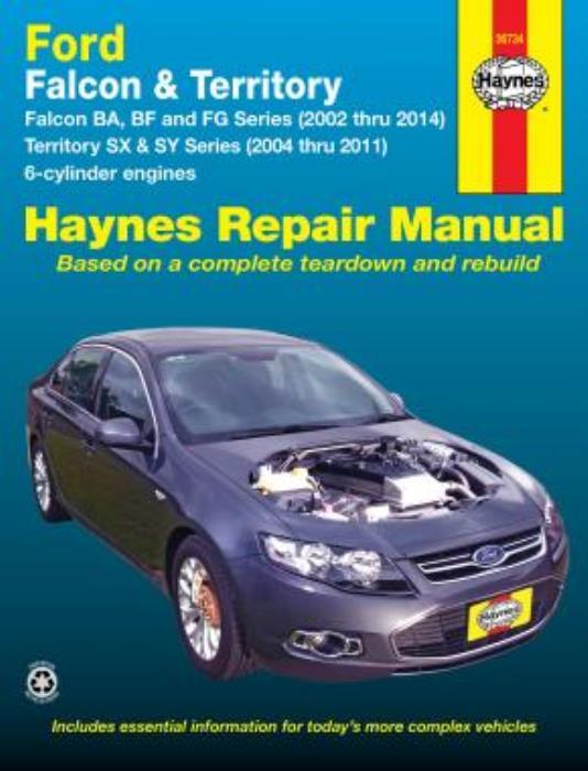 sell haynes workshop manual ford falcon fairmont fairlane Haynes Repair Manual Online View Haynes Repair Manuals Online