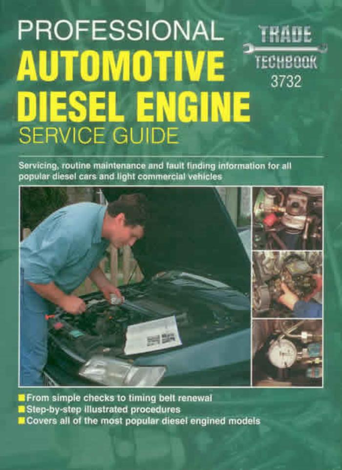 haynes trade manual diesel engines service guide schedules. Black Bedroom Furniture Sets. Home Design Ideas
